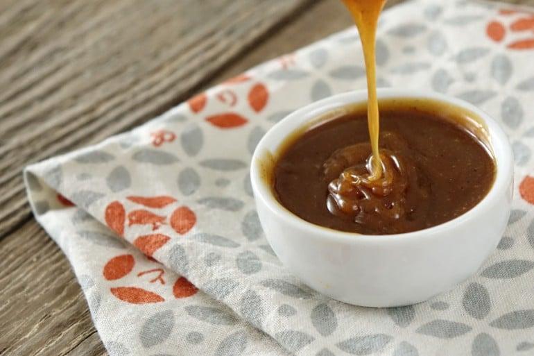 Recette de la pâte à tartiner caramel au beurre salé