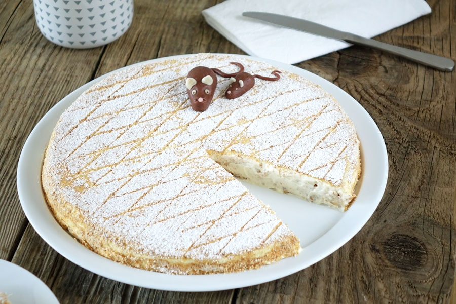 Recette du fromage en trompe l'œil !