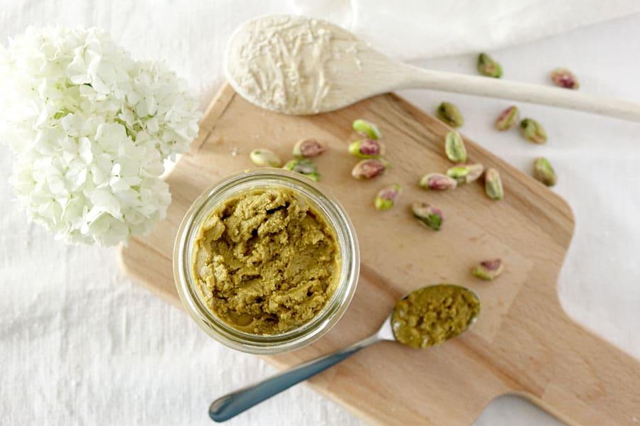Recette de la pâte de pistache