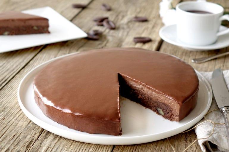 La recette de l'entremets fraîcheur chocolat de Pierre Hermé