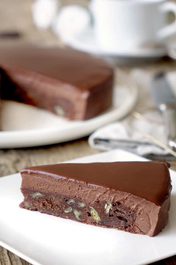 Recette du fraîcheur chocolat