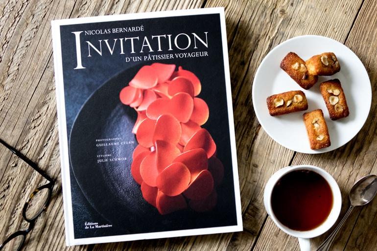 Invitation d'un pâtissier voyageur - Nicolas Bernardé
