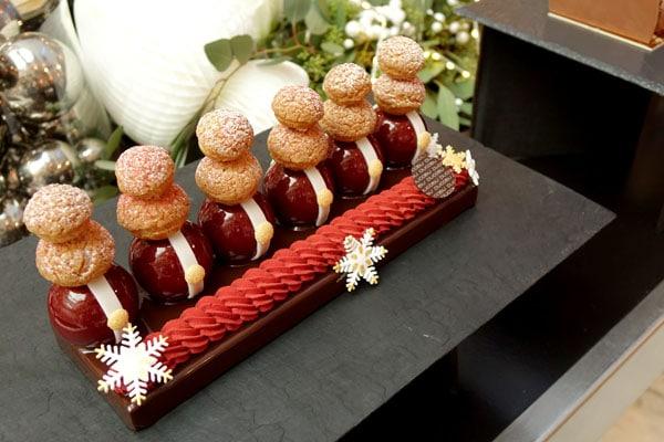 Cherry-Christmas de Marc Ducobu