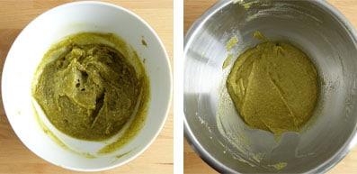 La recette de la galette des Rois pistache et griottes