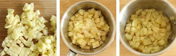 La recette des Babas au rhum, citron vert et ananas
