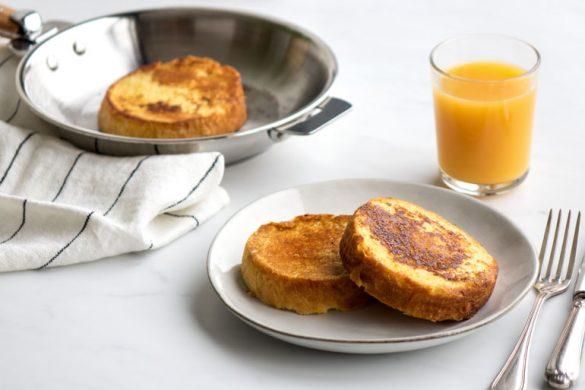 La recette de la brioche façon pain perdu