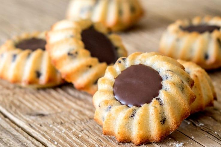 Tigr s au chocolat fa on cyril lignac empreinte sucr e - Recette noel cyril lignac ...