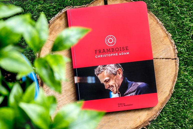 Le livre Framboise - Christophe Adam