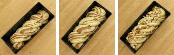 La recette du Krantz cake chocolat et noisettes
