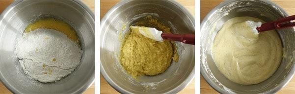 La recette du layer cake aux framboises