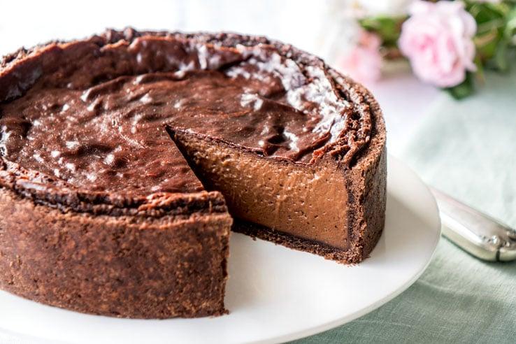 La recette du flan pâtissier au chocolat