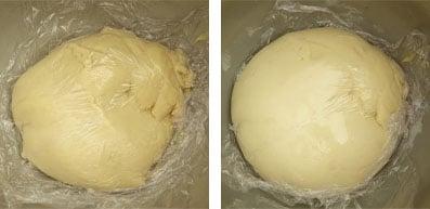 La recette de la brioche à effeuiller au citron (Pull apart bread)