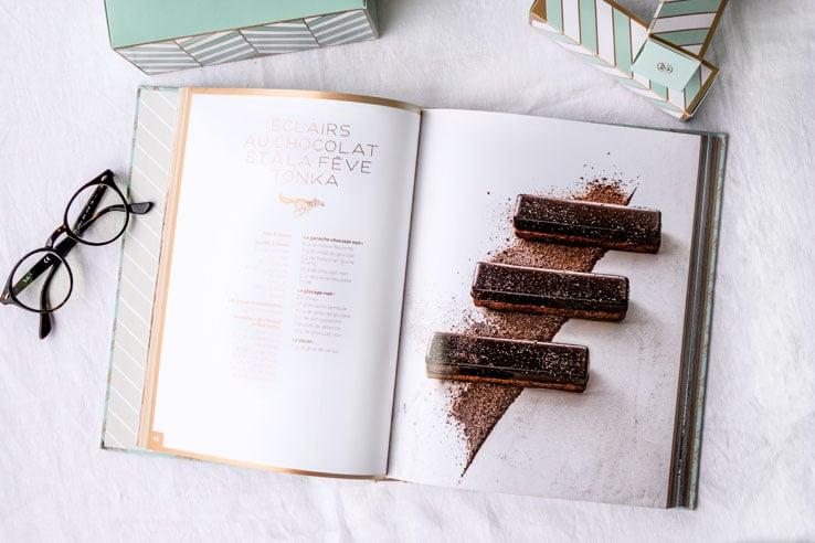 Le livre La Pâtisserie - Yann Couvreur