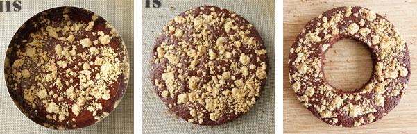 La recette de l'entremets 3 chocolats