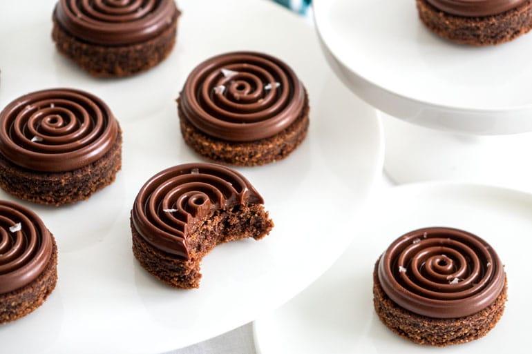 Sables Chocolat Noisettes