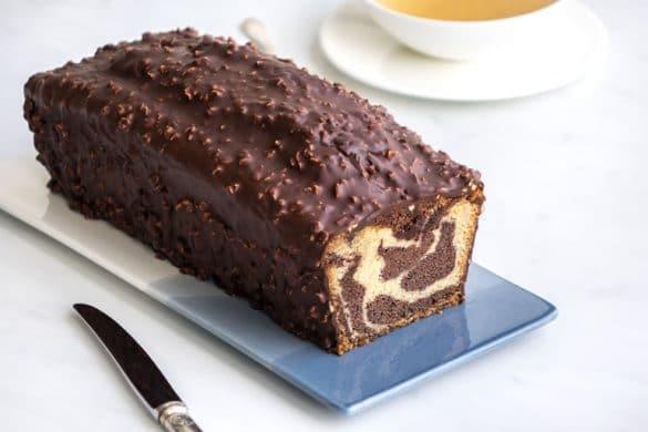 La recette du cake Marbré
