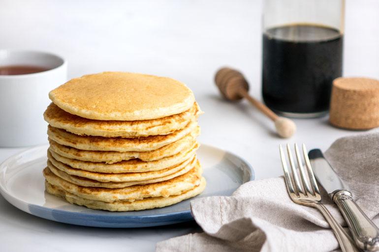 La recette des pancakes américains