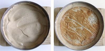 La recette de l'entremets praliné et citron