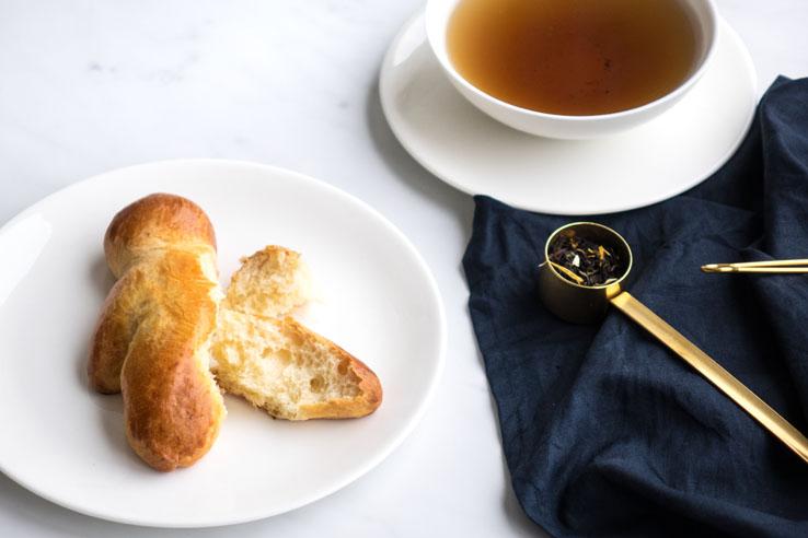 La recette des manneles (brioches de St-Nicolas)