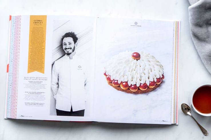 Le livre de Recette de Fou de Pâtisserie