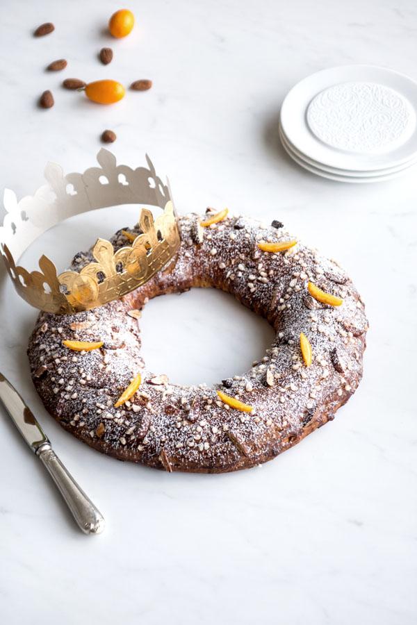 La recette du gâteau des Rois