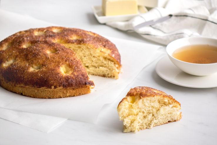 La recette de la tarte au sucre de Cédric Grolet