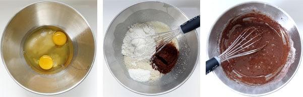 La recette de l'entremets au chocolat Palet Or de Valrhona