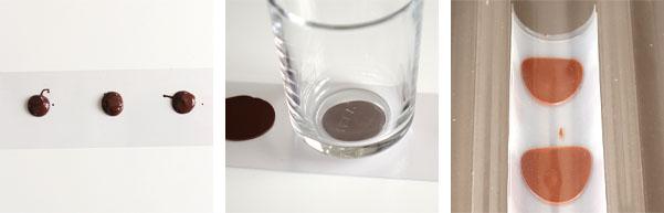 Réaliser des décors et moulages en chocolat