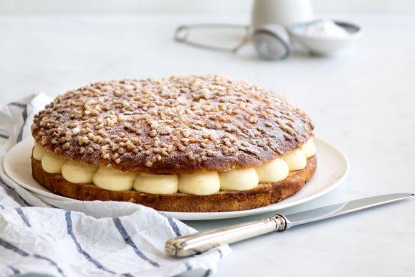 La recette de la tarte tropézienne