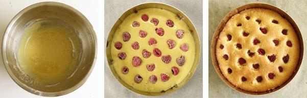 La recette de l'entremets vanille et fruits rouges