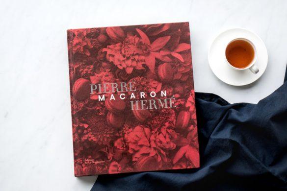 Le livre Macaron de Pierre Hermé