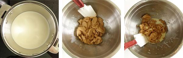 La recette des sablés Dulcey