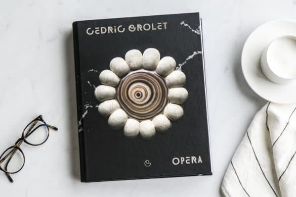 Le livre Opéra de Cédric Grolet
