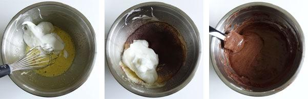 La recette de la bûche roulée chocolat