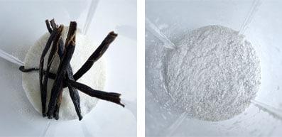 La recette des sablés vanille kipferl
