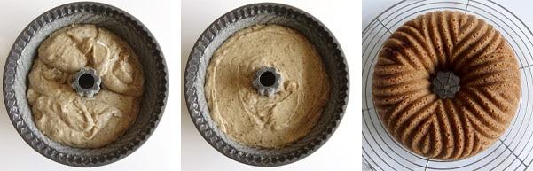 La recette du cake à la vanille