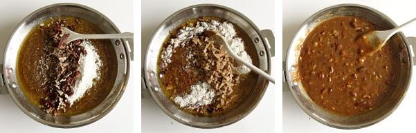 La recette du Brownie Dulcey pécan