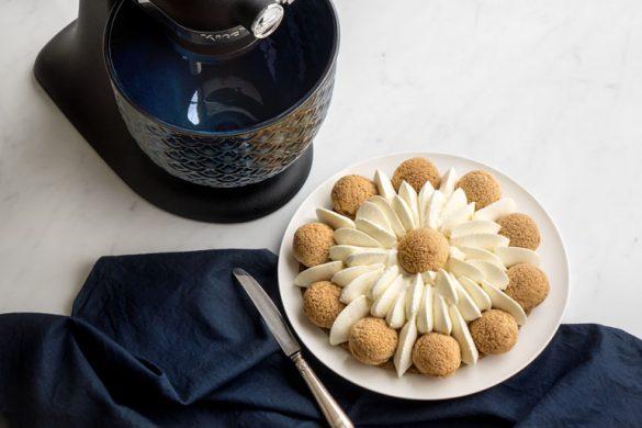 La recette du Saint-Honoré vanille et caramel