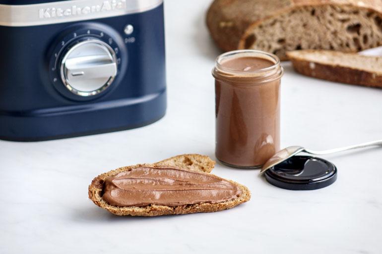 La recette de la pâte à tartiner maison