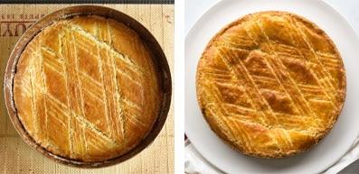 La recette du gâteau basque
