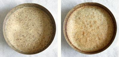 La recette de l'entremets chocolat au lait et noisettes
