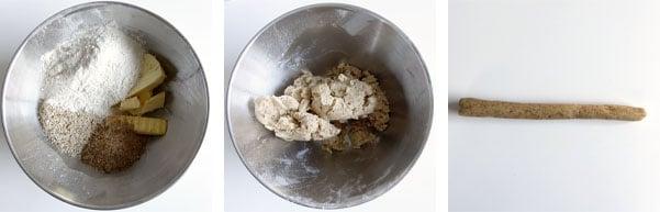 La recette des sablés aux noisettes