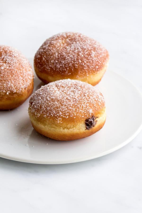 La recette des beignets au sucre