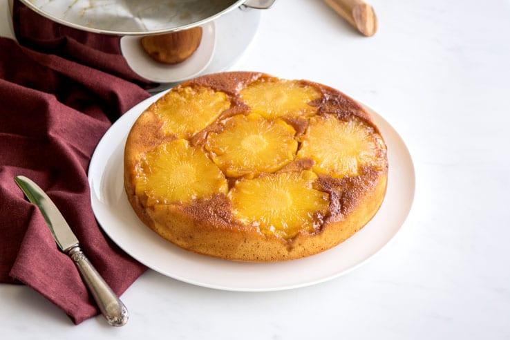 La recette du gâteau renversé à l'ananas