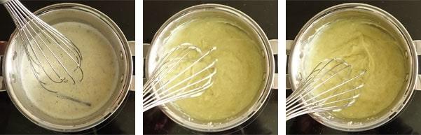 La recette des brioches vanille rhubarbe