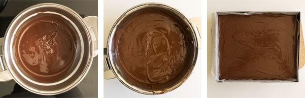 La recette de l'entremets 100% chocolat